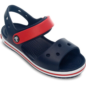 Crocs Crocband Chaussures Enfant, navy/red